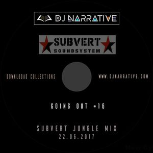 Going Out Vol #16 - Djing at Subvert
