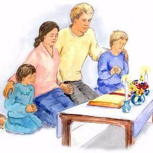 Prière En Famille - 2017 - 12 - 01 Marie - Pierre Et Guillaume