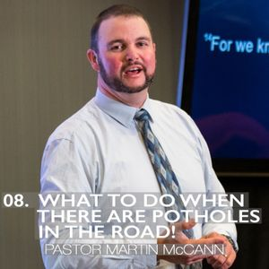 13.  What To Do When There Are Potholes In The Road