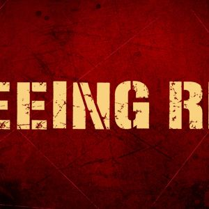 SEEING RED - How Do I Live With Angry People? (Audio)