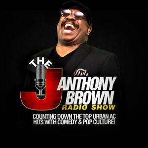 J Anthony Brown Radio Show 4-25-17
