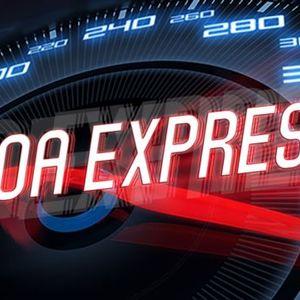 VOA Express - Novemba 01, 2017