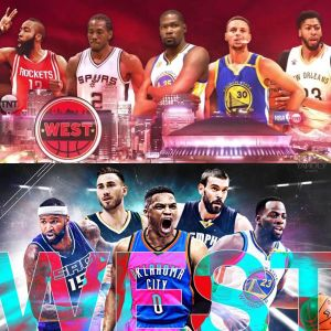 Episode 169: 2016-17 NBA Western Conference Player Playoffs Show- 5/15/2017