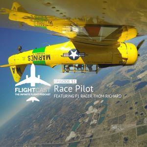Episode 51 – Air Race Pilot Thom Richard