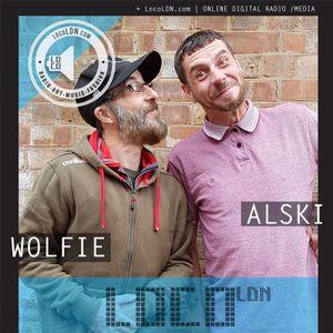 WOLFIE & ALSKI - 18 - 08 - 2017
