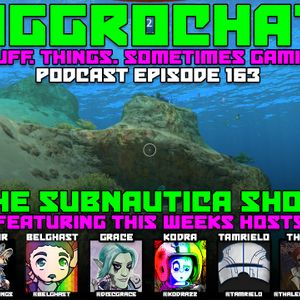 AggroChat #163 - The Subnautica Show
