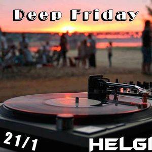 Helgi - Live @ Bar & Dance Гараж Deep Friday #21 Part 1