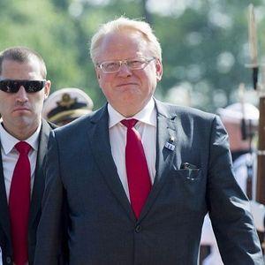 Swedish Defense Minister Peter Hultqvist on Transatlantic Relations