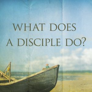 Being a Disciple is Married to Being a Christian