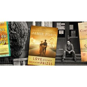 Bestselling Author Jamie Ford Discusses Love and Other Consolation Prizes