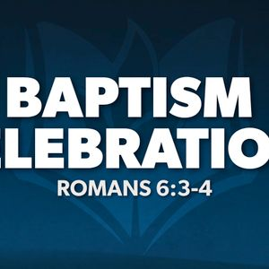 November 20, 2016 9am Baptisms (Audio)