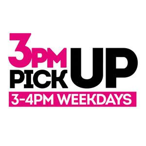 3pm Pickup Podcast 260417