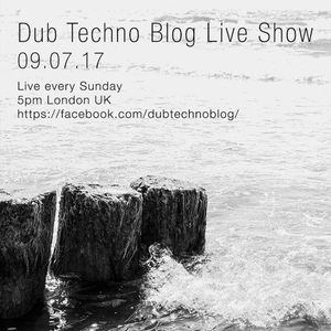 Dub Techno Blog Live Show 103 - 09.07.17