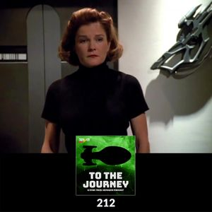 To The Journey : 212: Black Is the New Black