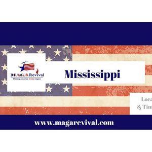 MAGA Revival - 50 Dayz a Blaze Prayer for State of Mississippi