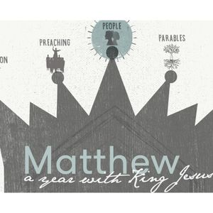 """""""Jesus as Mighty God"""" Matthew 8:23-9:13 (Matthew: The People of the King)"""