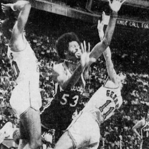 Gus Gerard an interview about basketball, Virginia, the ABA, and NBA!