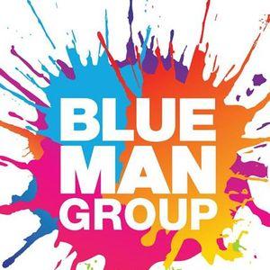Matt Ramsey of Blue Man Group