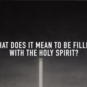 The Third Person ||What Does It Mean To Be Filled With The Holy Spirit? By Steve Wimble