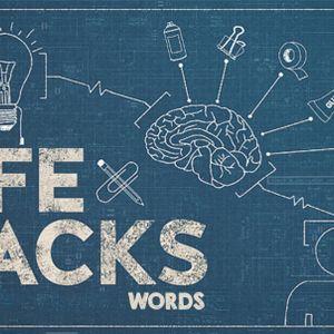 Life Hacks - Words - Audio