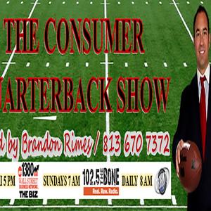 The Consumer Quarterback Show 6/27/2017 ft. Mario Larrea, Julian Correa and Jason Avery