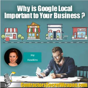 Why is Google Local Important to Your Business with Joy Hawkins184