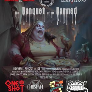 023 - Curse of Strahd - Banquet of the Damned - Terrorism is never the answer