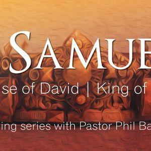 034-2 Samuel 19:40-20:2 Not My King! - Audio