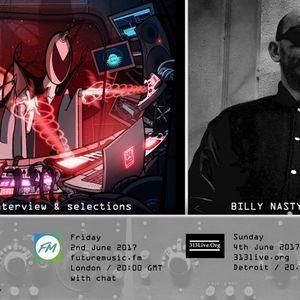 BassAgenda 149 Volsoc interview & Billy Nasty guest mix
