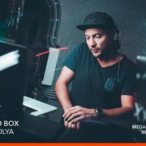 Dj Kolya – RecordBox @ Megapolis 89.5 Fm 01.07.2017