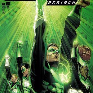 Episode 44: Green Lantern - Rebirth