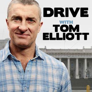 Full Show: 3AW Drive with Tom Elliott, September 8
