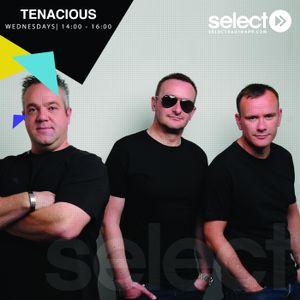 Tenacious Live on Select 28-06-17