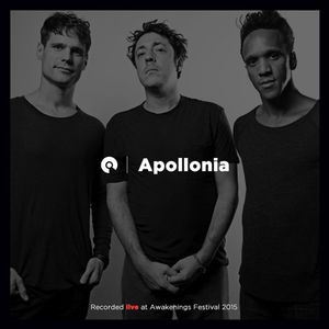 Apollonia - Awakenings Festival 2015
