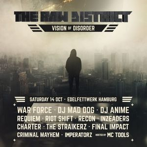 THE RAW DISTRICT - Vision of Disorder - Promomix Riot Shift