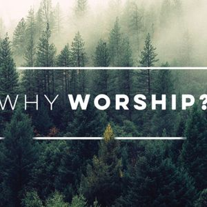 Being A True Worshiper