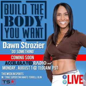 Build The Body You Want - Special Guest Comedian Ron G - Laugh Factory