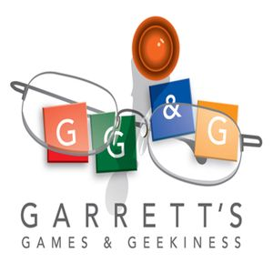 Garrett's Games 562 - Tony Boydell and Reflections on 2016