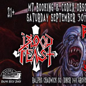 DIP050 Direct Input Podcast with Blood Feast, Reckless Force and Ravage