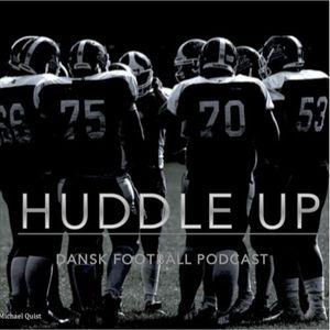 Huddle Up #77 - Franchise Tags, Kontrakter og Draft