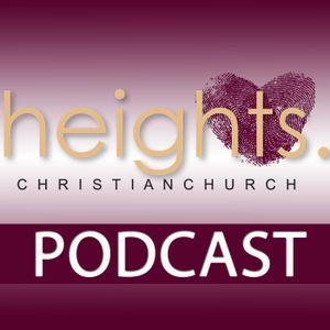 How Do We Treat God?  -- Mark Scales