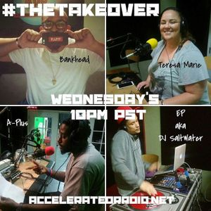 The TakeOver New Rap Top 10 Countdown with Mer-C & The Models