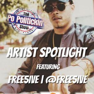 Artist Spotlight - Free5ive   @Free5ive