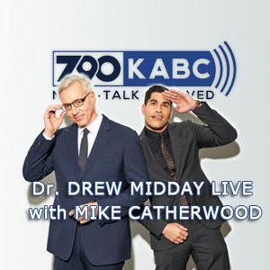 Dr Drew Midday live 10/01/17 - 1pm