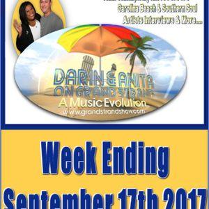 Darin & Anita on Grand Strand Show from Week Ending September 17th 2017