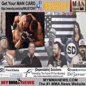 MMA News UFC Long Island DWTNCS Lesnar Demetrius