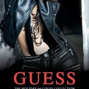 2009 Guess Fashion Show hosted by Massari