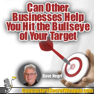 Can Other Businesses Help You Hit the Bullseye of Your Target? 197