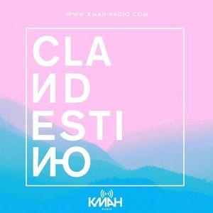 Clandestino KMAH Radio Show - March 2017