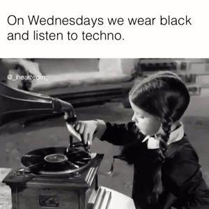 Techno Just Techno